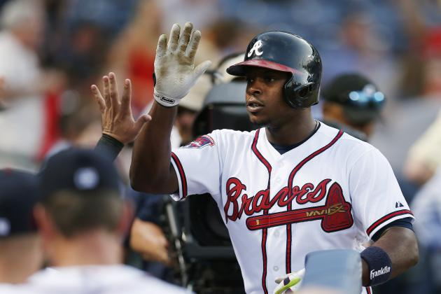 First-Quarter Grades for Atlanta Braves