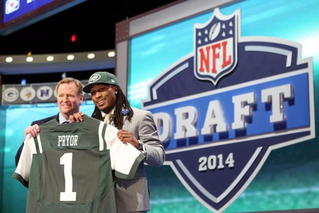 5 Bold Predictions for New York Jets' 2014 NFL Draft Class