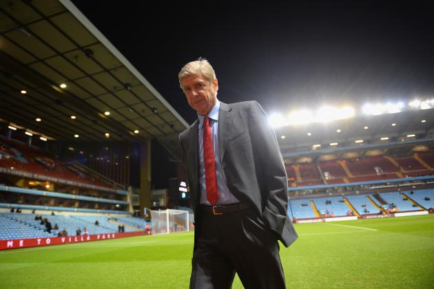 Arsenal's Biggest Disappointments of the 2013/14 Premier League Season