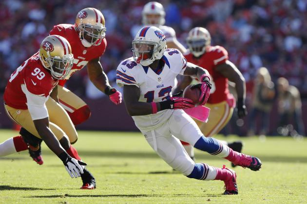Why Stevie Johnson Is the Perfect Fit for the San Francisco 49ers