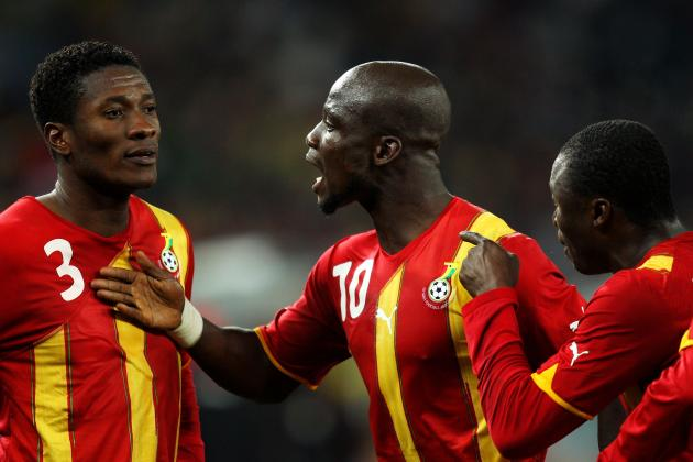 Ghana World Cup 2014: Team Guide for FIFA Tournament