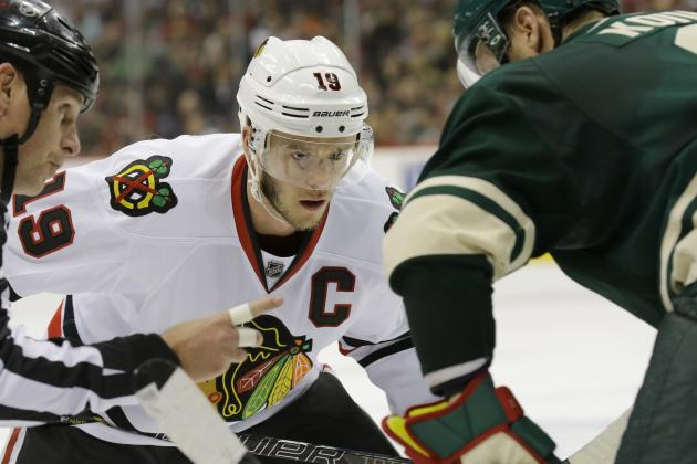 The 10 Best Scorers of the 2014 NHL Playoffs