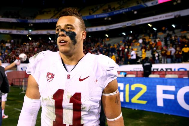 Report Card Grades for San Francisco 49ers' Undrafted Free Agent Signings