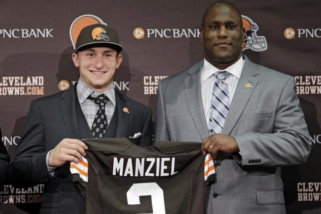 What Offseason Moves Are Next for the Cleveland Browns with the Draft Complete?