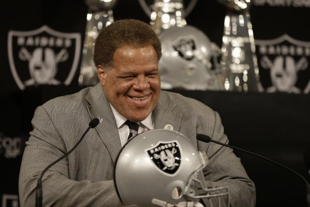 What Offseason Moves Are Next for Oakland Raiders with the Draft Complete?
