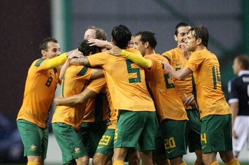 Australia World Cup 2014: Team Guide for FIFA Tournament