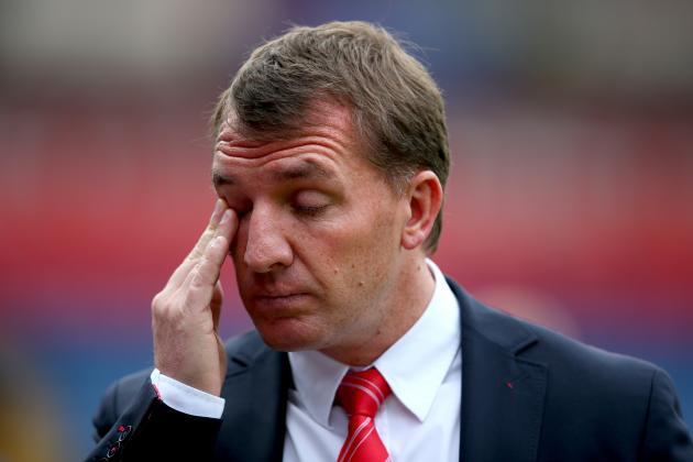 Liverpool's 6 Biggest Disappointments of the 2013/14 Premier League Season