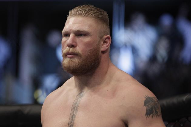 5 Fights We'd Love to See Brock Lesnar Take If He Returned to the Octagon