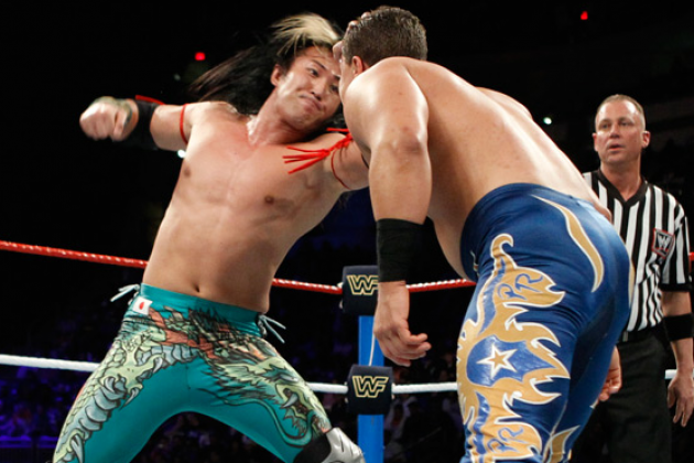 Yoshi Tatsu, Drake Younger and Latest WWE NXT Developmental News