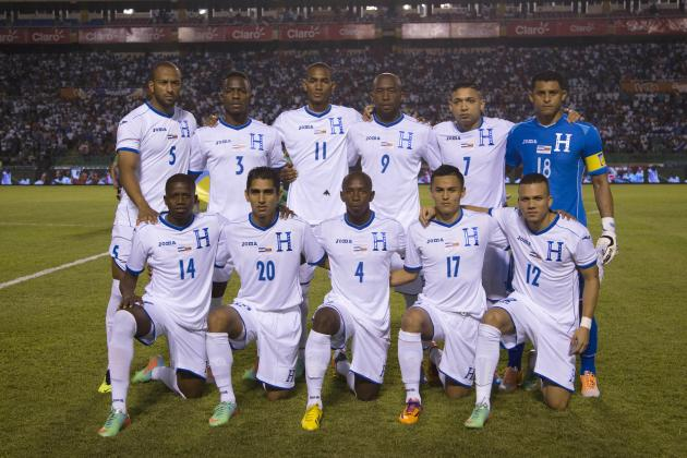 Honduras 2014 FIFA World Cup Squad: Player-by-Player Guide