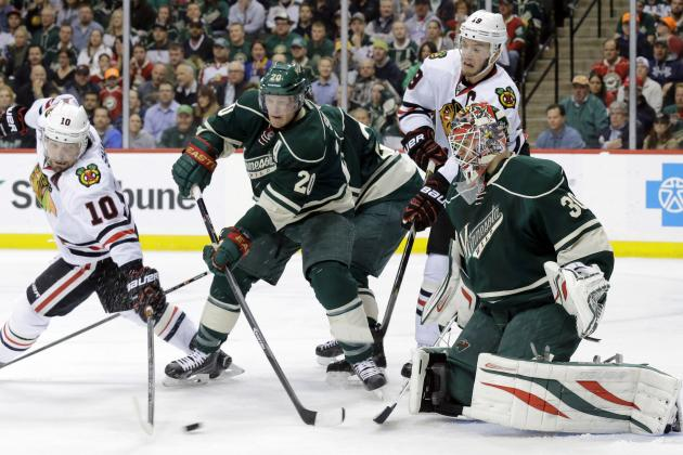Final Report Card for Minnesota Wild's 2013-14 Season