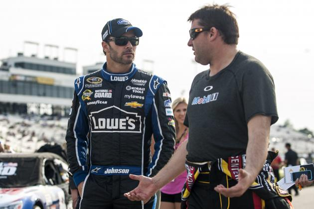 Winless NASCAR Sprint Cup Drivers Most in Need of a Victory