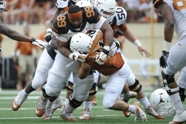 Texas Football: 4 Freshmen Who Could Become Household Names in 2014