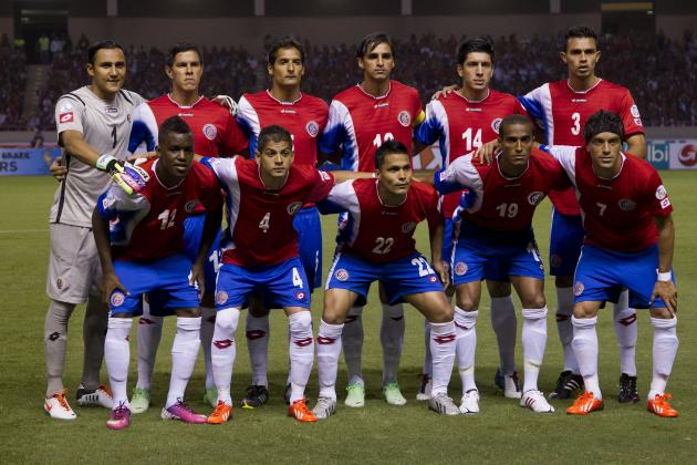 Costa Rica 2014 FIFA World Cup Squad: Player-by-Player Guide