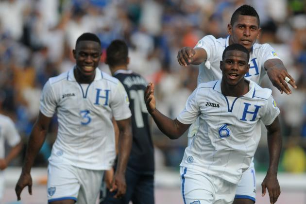 Honduras World Cup 2014: Team Guide for FIFA Tournament