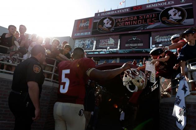 10 College Football Teams We Wish Would Do 'Hard Knocks' in 2014