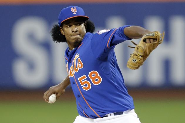 New York Mets: Who Is Going to Crack Their 2015 Rotation?