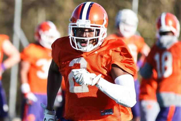 Clemson Football: 5 Freshmen Who Will Make an Impact in 2014