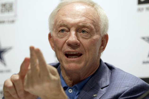 Dallas Cowboys' Top 5 1st-Round Picks During Jerry Jones' Tenure