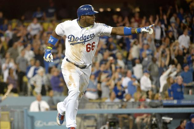 1st-Quarter Grades for the Los Angeles Dodgers
