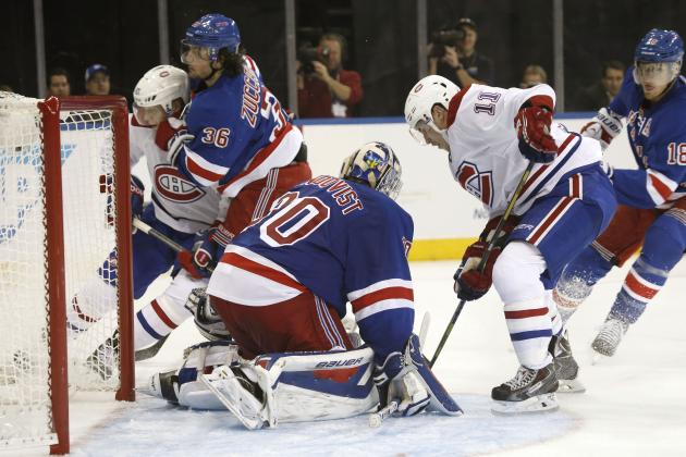 Rangers vs. Canadiens: Preview and Prediction for NHL Playoffs 2014 Matchup