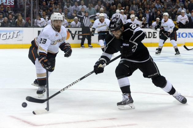 Anaheim Ducks vs. Los Angeles Kings: Biggest Takeaways from Game 6