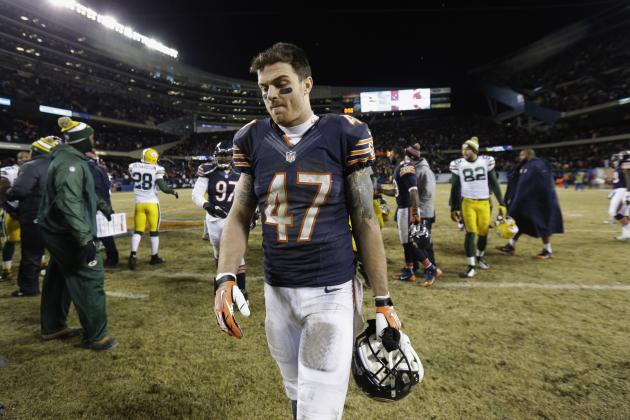 Chicago Bears Veterans Who Have Been Put on Notice This Offseason