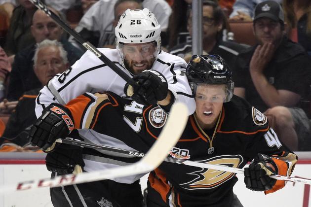 Los Angeles Kings vs. Anaheim Ducks Game 7: Keys for Each Team