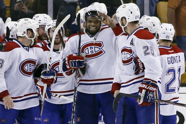 5 Incredible Stats from Montreal Canadiens Postseason