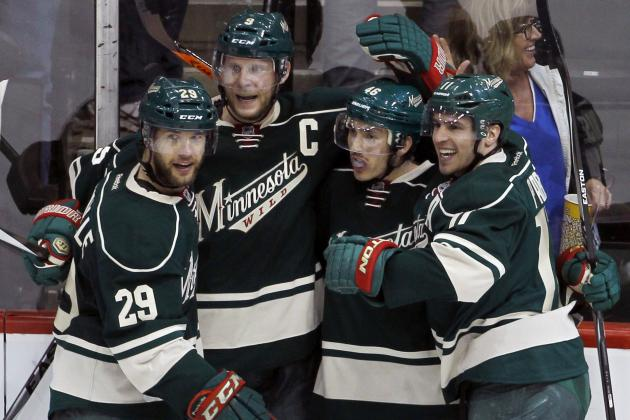 Complete Guide to the Minnesota Wild's 2014 Offseason