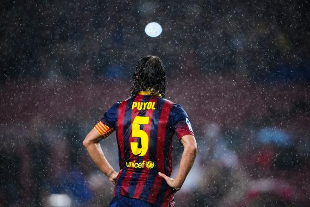 Carles Puyol's 20 Greatest Moments for Barcelona and Spain