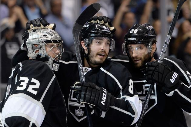 5 Players Los Angeles Kings Must Lean on in Game 7 vs. Anaheim Ducks