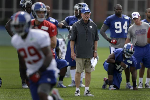 What Offseason Moves Are Next for New York Giants with the Draft Complete?