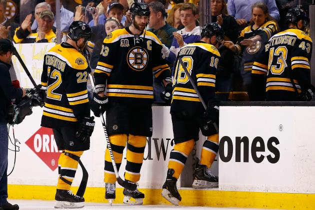 Final Report Card for the Boston Bruins' 2013-14 Season