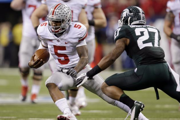 Big Ten Football: Ranking the Top 25 Players Heading into 2014