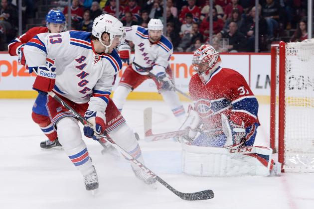 New York Rangers vs. Montreal Canadiens Game 1: Keys for Each Team
