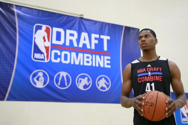 2014 NBA Draft: Things We Learned from Thursday's Chicago Combine Workouts
