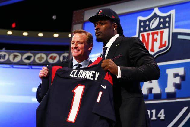 How Will the Houston Texans Use Their Rookies in 2014?