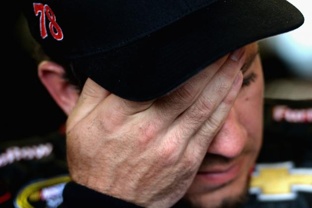 Ranking the Biggest Disappointments of the 2014 NASCAR Sprint Cup Season so Far