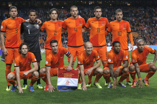How the Netherlands Will Line Up Against Ecuador