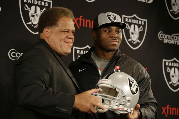 Early Projections for Oakland Raiders' Final 53 Man Roster