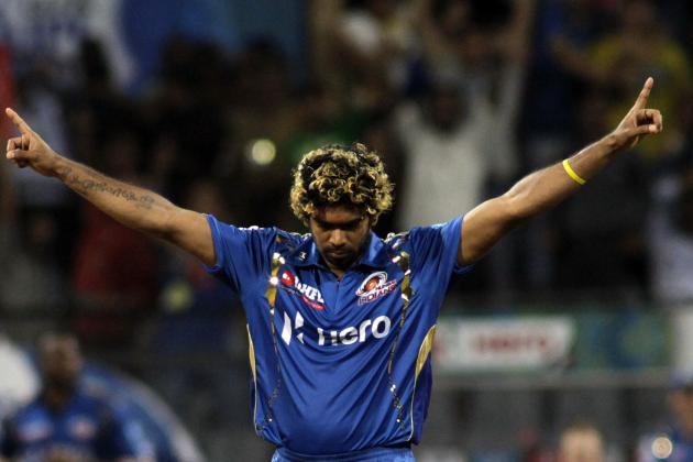 Lasith Malinga's Top 20 Moments in IPL History