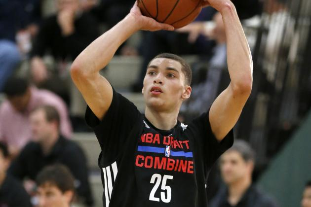 NBA Draft Combine 2014: Biggest Winners and Losers from Chicago