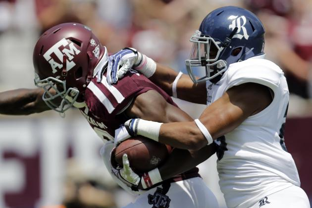 Texas A&M Football Recruiting: 4 Former Blue-Chippers Who Will Shine in 2014
