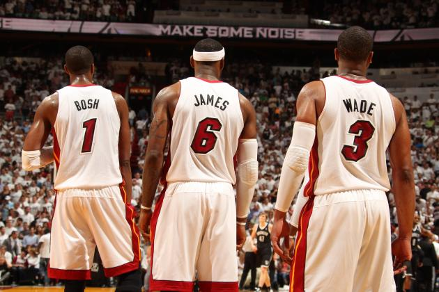 Ranking the Factors Needed to Keep Big 3 with Miami Heat