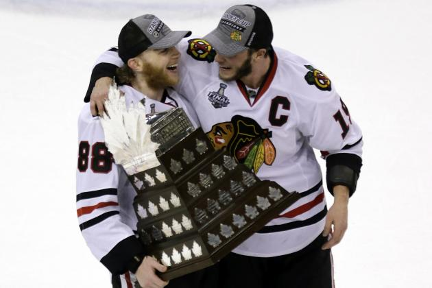 Updated Ranking of the Top Conn Smythe Candidates in the 2014 NHL Playoffs
