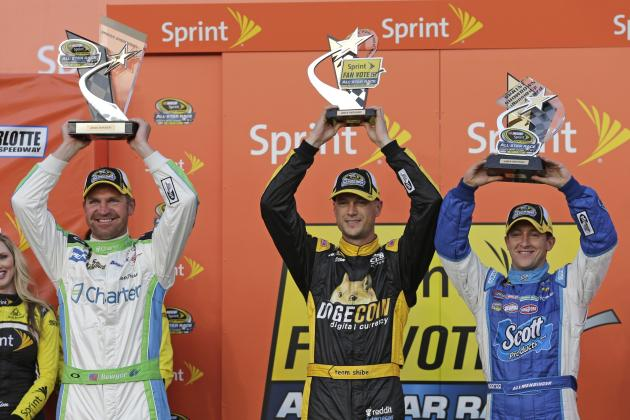 NASCAR Sprint Showdown 2014: Winners and Losers from Charlotte