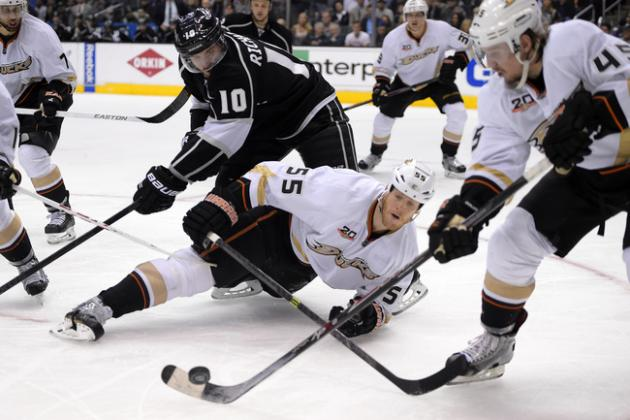 Los Angeles Kings vs. Anaheim Ducks: Biggest Takeaways from 2nd-Round Series