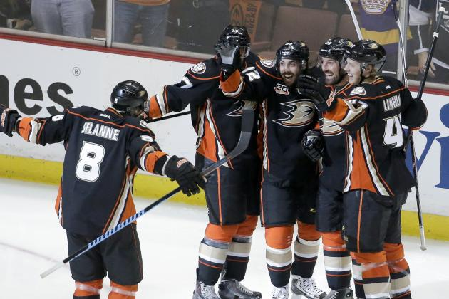 Final Report Card for the Anaheim Ducks' 2013-14 Season