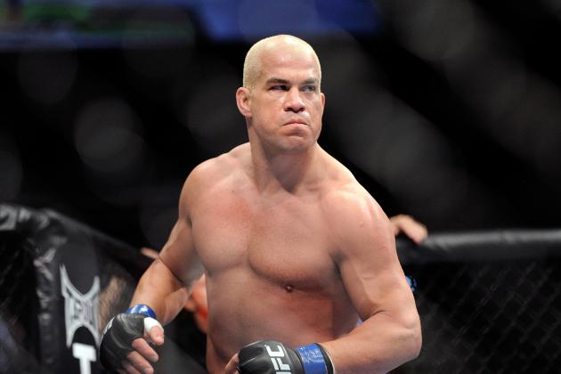Tito Ortiz vs. Alexander Shlemenko: Full Head-to-Toe Breakdown
